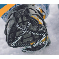 Yak Trax 08613 Yaktrax Pro Large Black Traction Shoes
