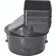 Advanced Drainage 0464AA Heavy Duty Down Spout Adapter