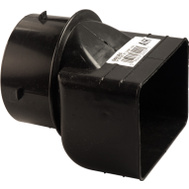 Advanced Drainage 0465AA Heavy Duty Downspout Adapter