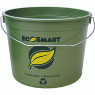 Encore 300786 Ecosmart 5 Quart Recycled Plastic Paint Pail