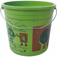 Encore 300773 Ecosmart 10 Quart Recycled Plastic Paint Pail
