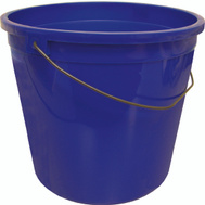 Encore 20320 Paint Pail Plastic Blue 10Qt