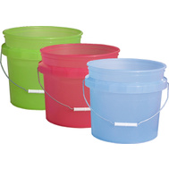 Encore 31448 3-1/2 Gallon Translucent Pail