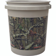 Encore 350358 5 Gallon Paint Pail Plastic Mossy Oak Camo