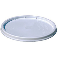 Encore 10000 Pry Off 1 Gallon Pry Off Plastic Paint Pail Lid White