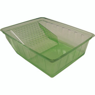 Encore 201303 Ecosmart Deep Well Paint Tray Liner With Built In Grid 6 Inch