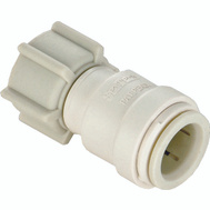 Watts Water 3510-1008/P-615 1/2 Inch Quick Connect By 1/2 Inch Female Pipe Thread Connector