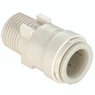 Watts Water 3501-1412/P-810 Quick Connect 3/4 Quick Connect By 3/4 Male Pipe Thread Adapter