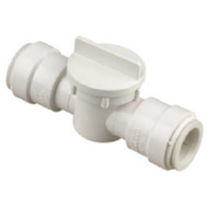 Watts Water 3555-1006/P-671 Quick Connect 1/2 By 1/4 Od Reducing Stop Valve