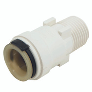 Watts Water 3501-1816/P-1010 Connector Male 1In Ctsx1in Mip (Bag Of 1)