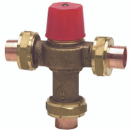 Watts Water 3/4 LF1170M2-UT Temp Comtrol Valve Hot Water