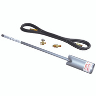 Flame Engineering VT2-1/2-24CE Red Dragon Propane Torch Kit 500,000 BTU Non-Chemical Weed Control