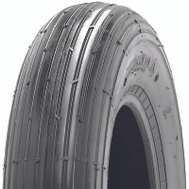 Martin Wheel 406-2LW-I Tire Ribbd 400-6 2Ply 435 Pound Ca