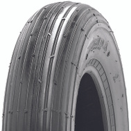 Martin Wheel 408-2LW-I Tire Ribbed 480/400-8 435 Pound Ca