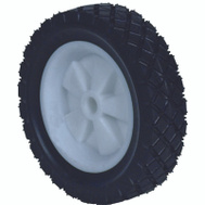 Martin Wheel 615P-OF Plastic Lawn And Garden Light Duty Wheel 6 By 1.5 Inch