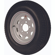 Martin Wheel DM452C-5C-I Tire Bias 530-12 5X4-1/2