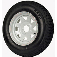Martin Wheel DM205D4C-5CI Tire Bias 205/75D-14 5X4-1/2