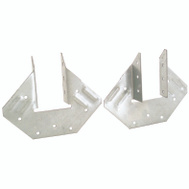 USP Structural HCPRS 5 1/4 Inch Rafter Clips Single Plate