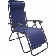 Seasonal Trends F5325O-1BKOX60 Chair Relaxer Otdr Blue