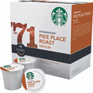 Keurig 120932 K-Cup Pike Place Rst Md Strbks (Box Of 16)