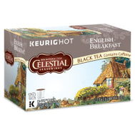 Keurig 109866 12 Count English Breakfast Black Tea K-Cup