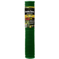 Midwest Air Technology 889250A 40 Inch By 25 Foot 1 Inch Mesh Garden Fence