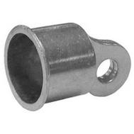 Midwest Air Technology 328550C 1 3/8 Inch Aluminum Rail End Cup