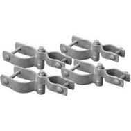 Midwest Air Technology 328538C 2 3/8 Galvanized Drive Gate Hardware Set