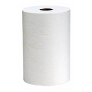Kimberly Clark 02068 Scott 12 Pack White Hard Roll Towel