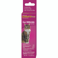 Sergeants 02103 Sentry HC Ear Mite Hc For Cats 1 Ounce