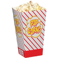 Gold Medal 2066 500 Count 8 Ounce Popcorn Box