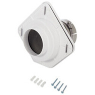 HY-C DVME Vent Dryer Made Easy Plstc Wht