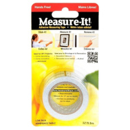 Intertape Polymer MIT32 Tape Adhesive Measuring 32 Foot Low Adhesive