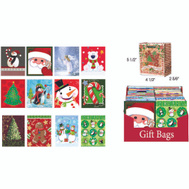 Santas Forest 69603 Gift Bag Small