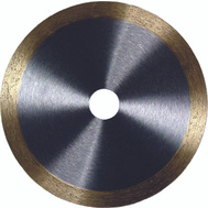 Diamond Products 20664 4 Inch By.060 By 7/8 Inch Dry Tile Blade