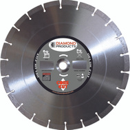 Diamond Products 70495 12 Inch By.125 Inch By 1 Inch Arbor Segmented Blade