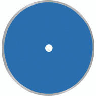 Diamond Products 80014 7 Inch By.060 Inch By 5/8 Inch Arbor Blue Dry Tile Blade