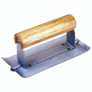 Vulcan 16900 Cement Groover Trowel 6 By 3 Inch