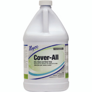 Nyco Products NL576-G4 Cover All Hair/Hand/Body 128 Ounce