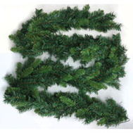 Santas Forest 07007 Tillamook Fir Garland 9Ft X 8In