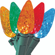 Santas Forest 09520 Light String Led C6 Multi