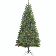 Santas Forest 10771 Tree Douglas 7Ft Clear Cul