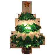 Santas Forest 19345 Night Light Xmas Tree