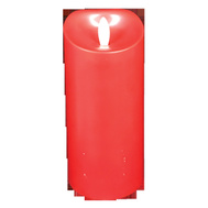 Santas Forest 25307 Candle D/F Red Cinnamon 7in