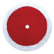 Santas Forest 28903 Tree Skirt Extra Plush 48In