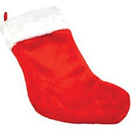 Santas Forest 28911 Stocking Extra Plush 19In