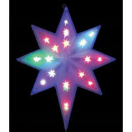Santas Forest 29007 Star Of Bethlehem Motion17.5In