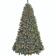 Santas Forest 61770 Tree Noble Fir Clr 7Ft