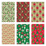 Santas Forest 68301 Paper Wrapping 30Inx25sqft