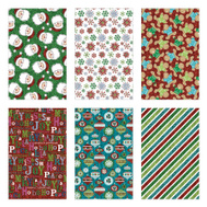 Santas Forest 68307 Paper Wrapping 40Inx35sqft